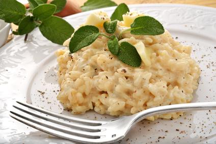 Pravé italské rizoto