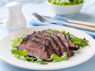 Pštrosí steak