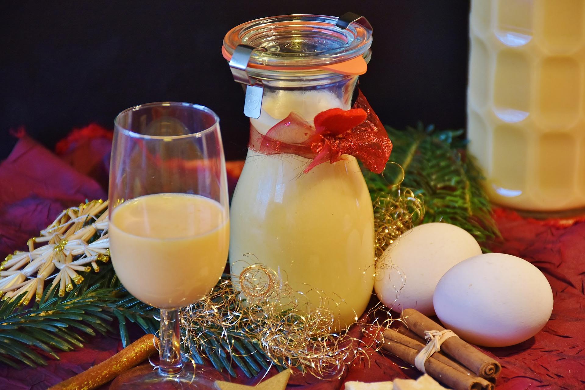 Vaječný likér pro děti