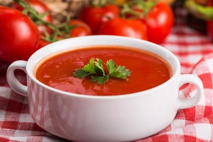 Rajská polévka pro děti