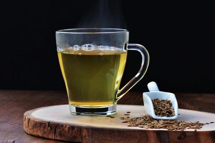 Kmínový čaj