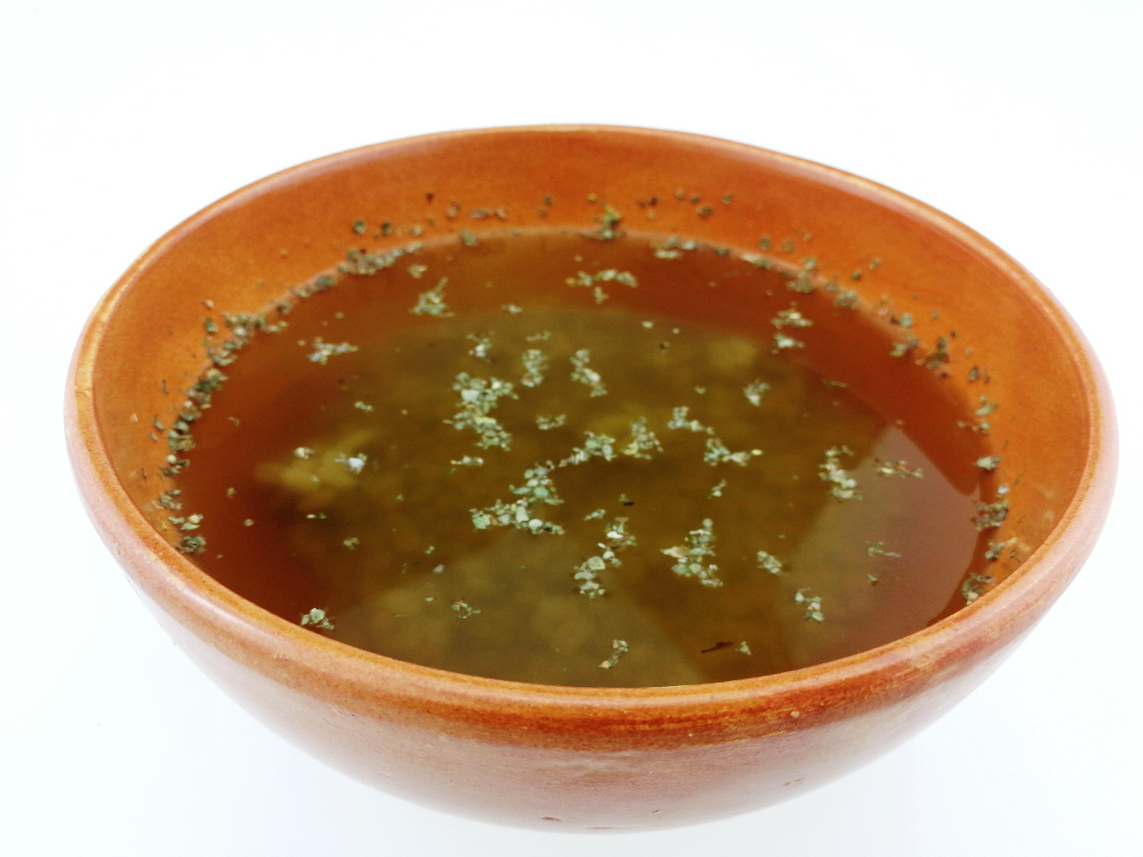 Ovarová polévka