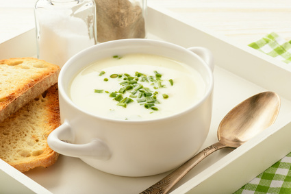 Brynzová polévka