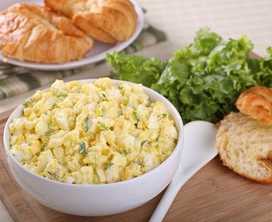 Nejlepší vajíčkový salát
