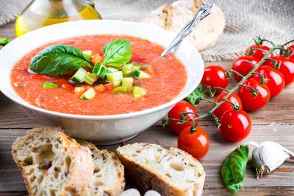 Polévka gazpacho
