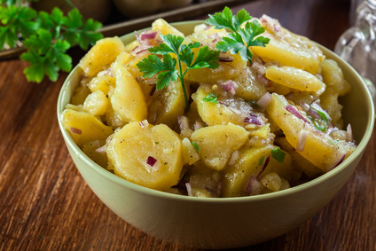 Vídeňský bramborový salát