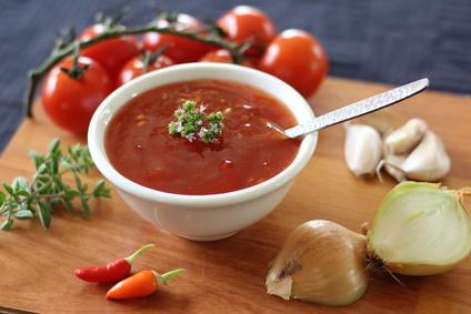Domácí chilli omáčka
