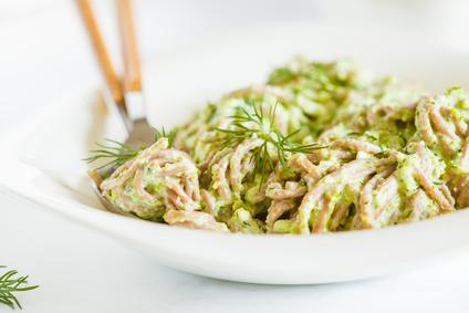 Brokolicová omáčka na těstoviny