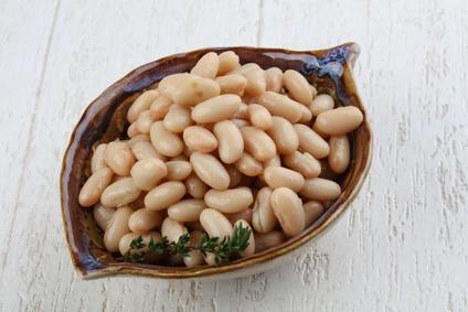 Studený fazolový salát