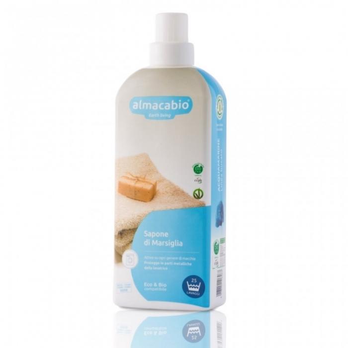 Mýdlo marseillské tekuté na praní 1l ALMACABIO