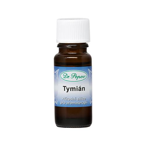 Éterický olej TYMIÁN 10ml Dr.Popov
