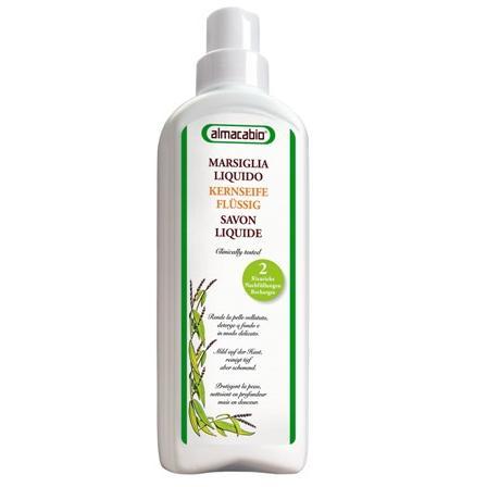 Mýdlo marseillské tekuté univerzální 1l ALMACABIO
