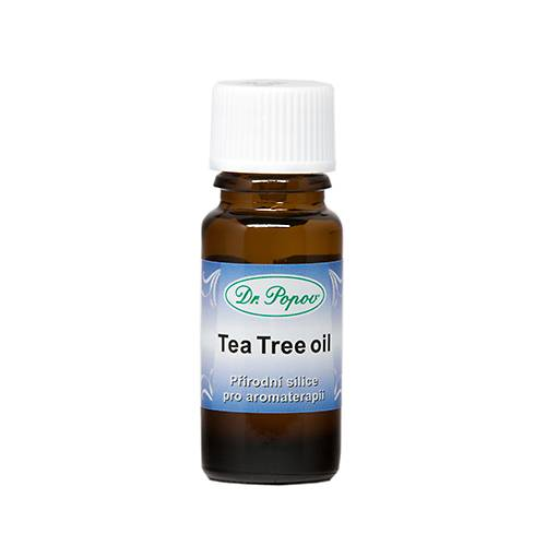 Tea Tree Oil silice 10ml Dr.Popov