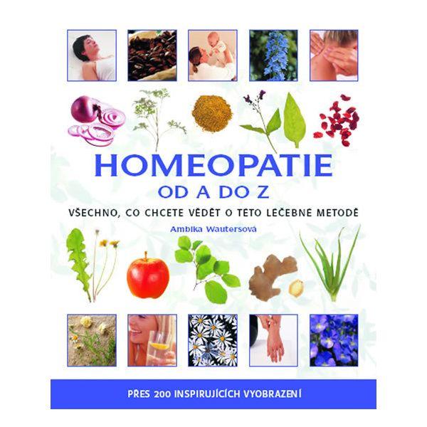 Homeopatie od A do Z