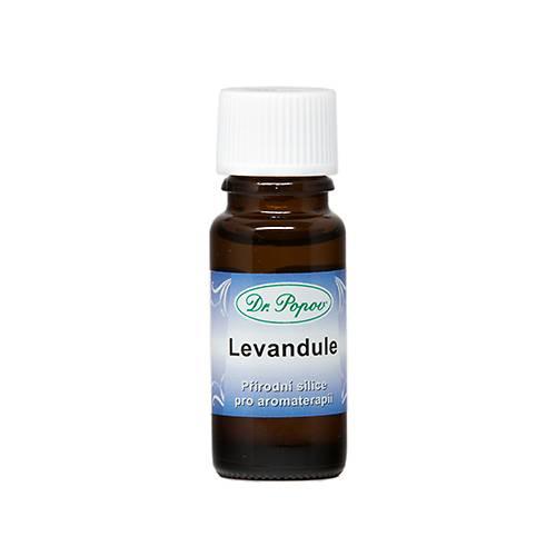 Éterický olej LEVANDULE 10ml Dr.Popov