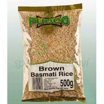 Celozrnná rýže basmati