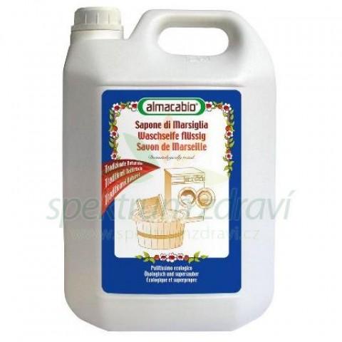 Mýdlo marseillské tekuté na praní 5l ALMACABIO 3e18a92c42