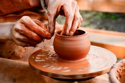Slovn ek keramick ch pojm for Materiales para ceramica artesanal