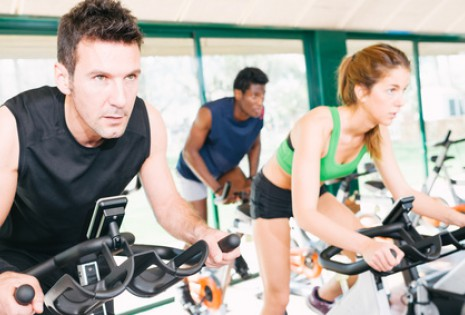 Spinning - indoor cycling