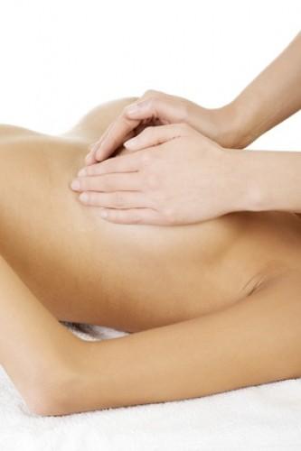 soukromé masáž prsa