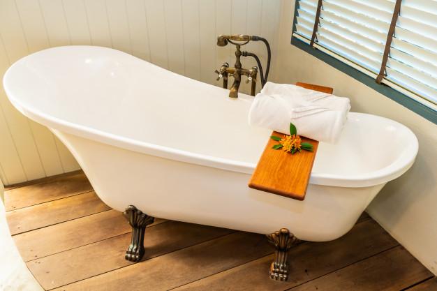 Uhličitá koupel skvěle prokrví celé tělo.