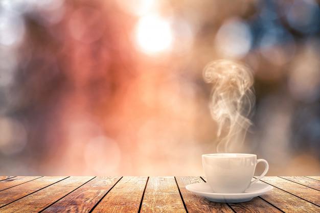 Kafe je prej zdravý. Rozhodně mi ale stačí dva šálky za den. Po pěti by mě vodvezli.