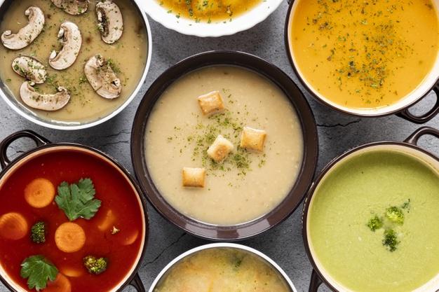 Staročeské polévky jsou levné a chutné.