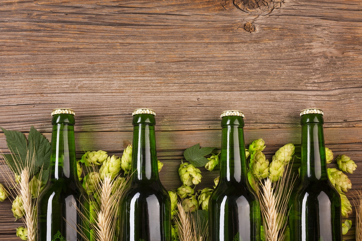 Výroba domácího piva není nic náročného