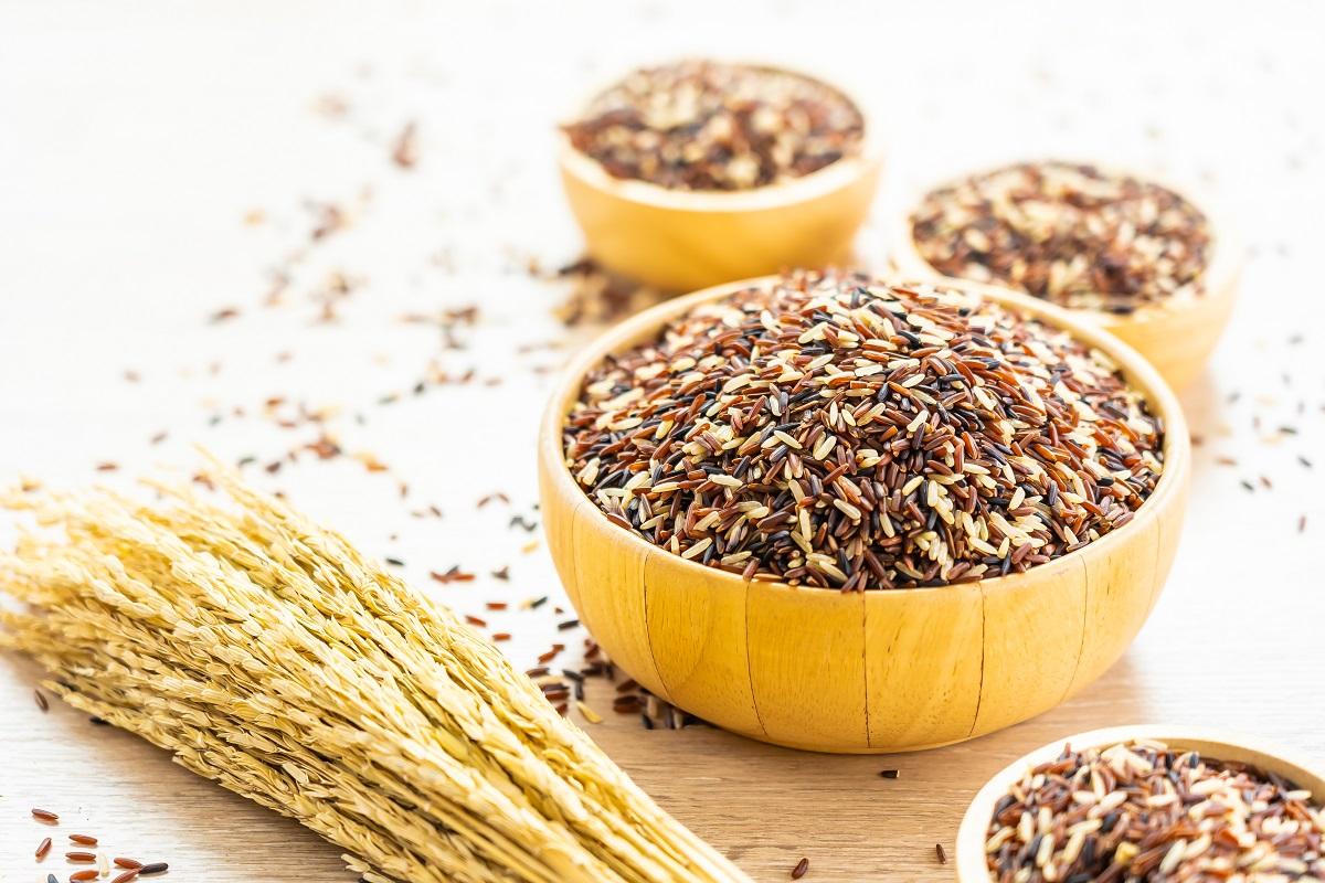 Celozrnná rýže je zajímavým zdrojem fosforu