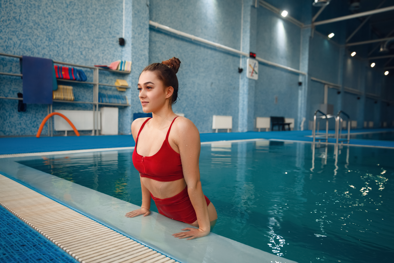 Díky aqua józe zlepšíte i držení těla!
