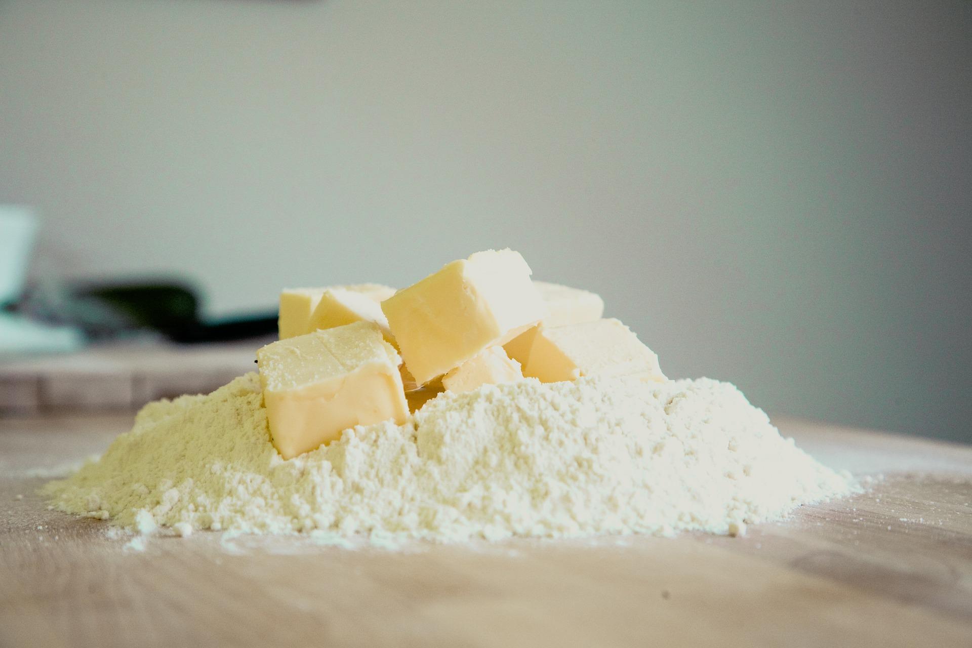 Boží milosti můžete připravit jak z másla, tak třeba z vepřového sádla.