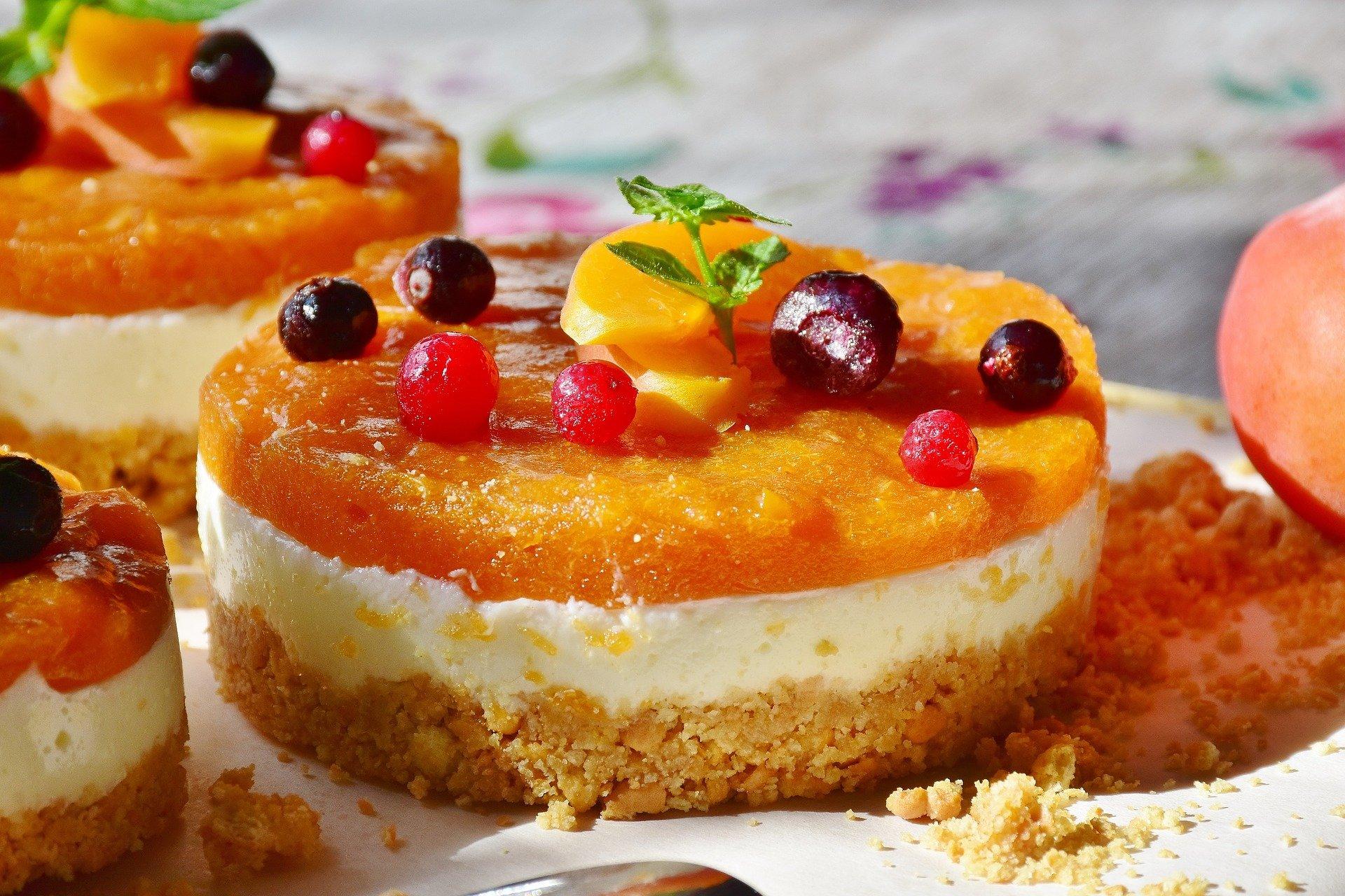 I nepečený koláč může skvěle vypadat a hlavně skvostně chutnat!