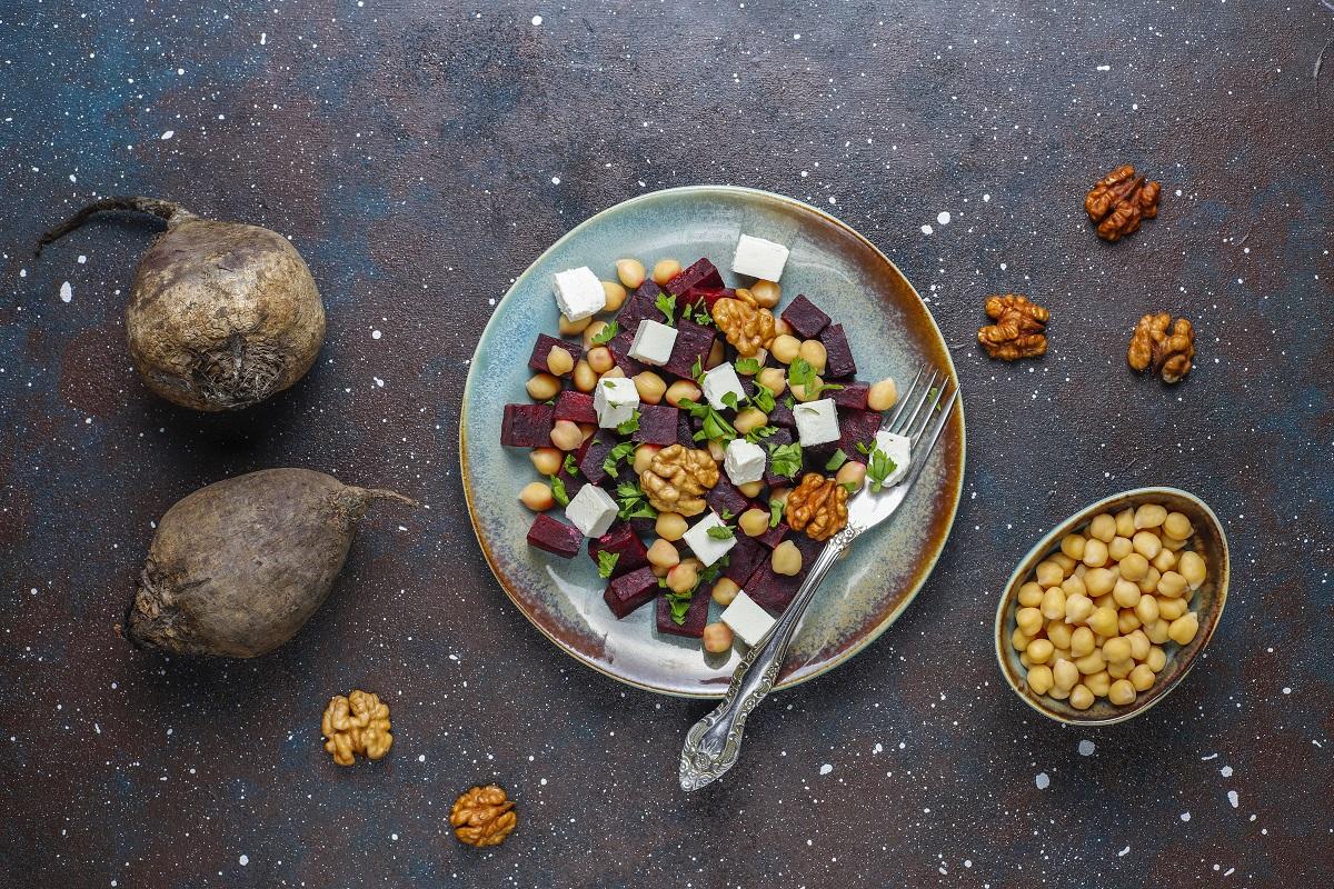 Zelenina je vhodná ve všech formách, přes zimu je ideální fermentovaná