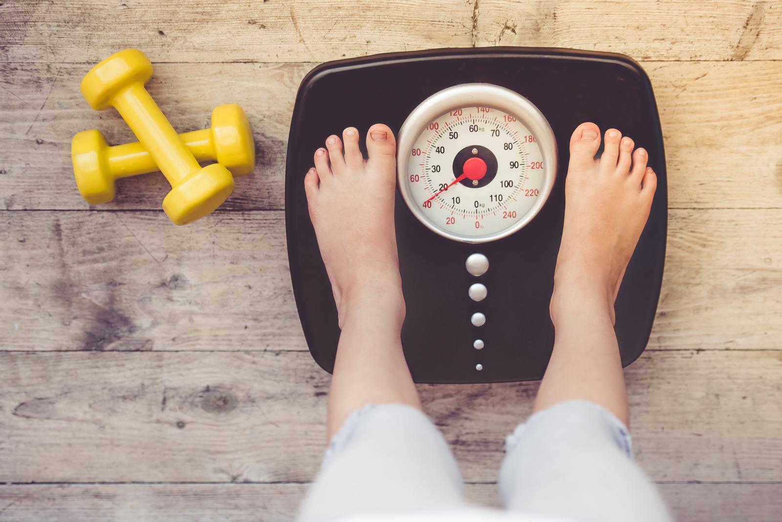 Cviky pro děti jsou i prevencí obezity