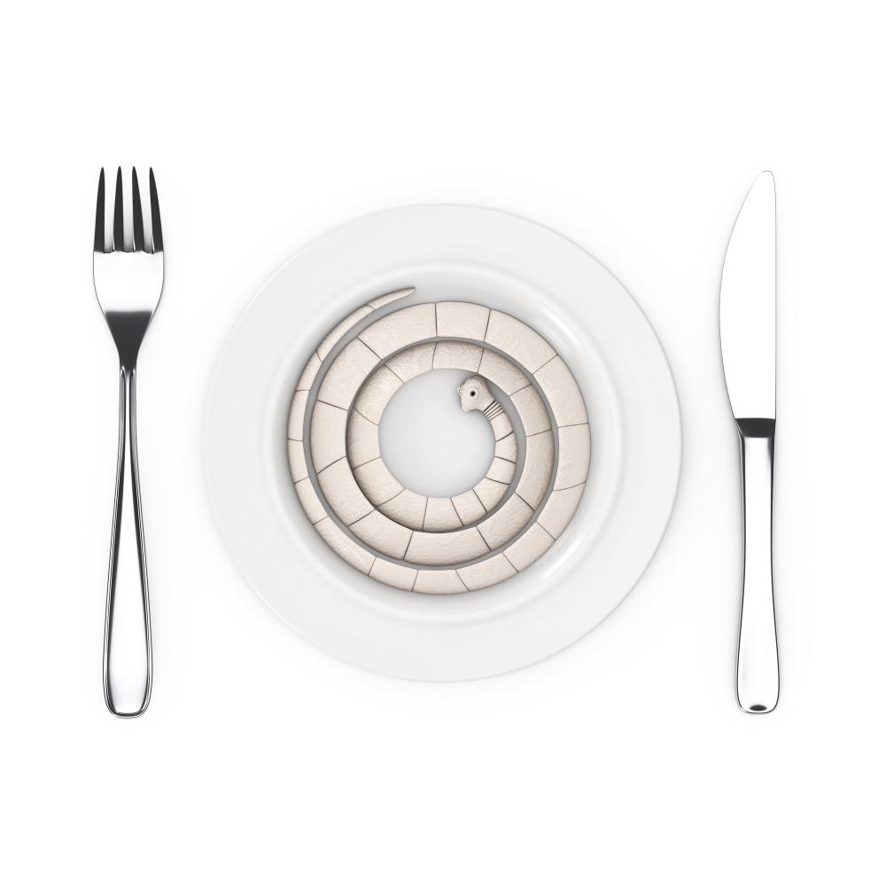 Střevní paraziti se skrývají i v některých potravinách