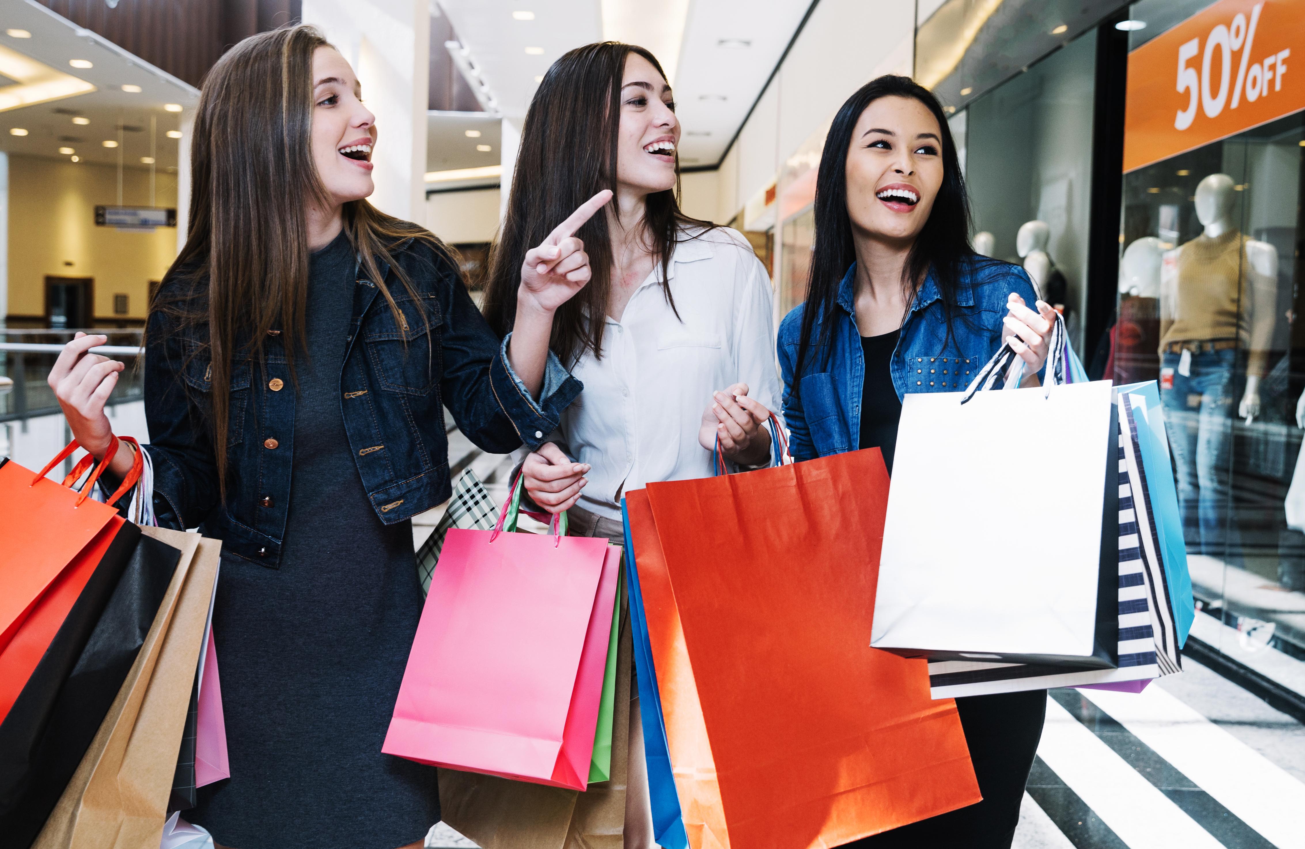 Závislost na nakupování ohrožuje finanční rozpočet.