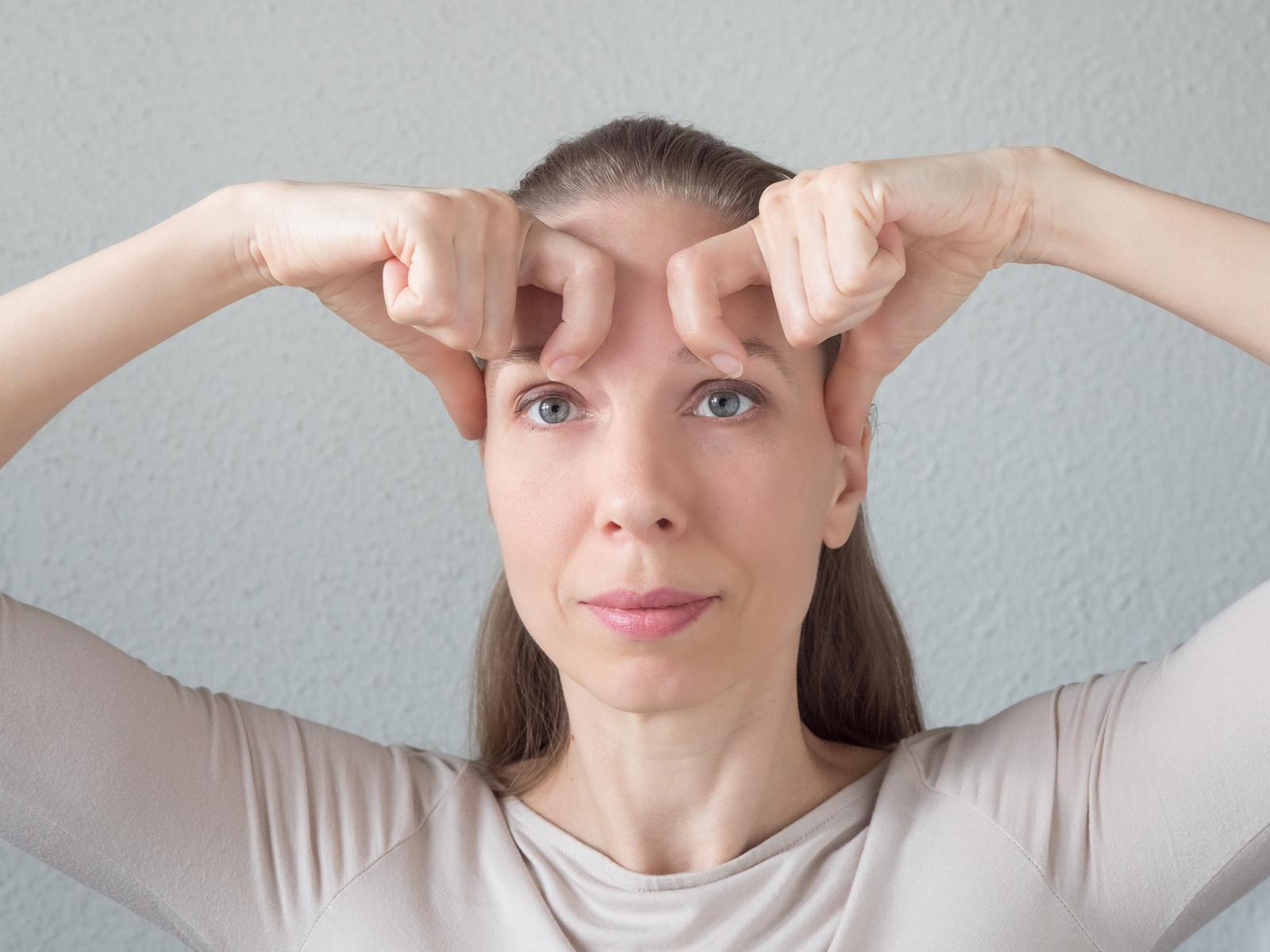 Obličejová jóga je zadarmo