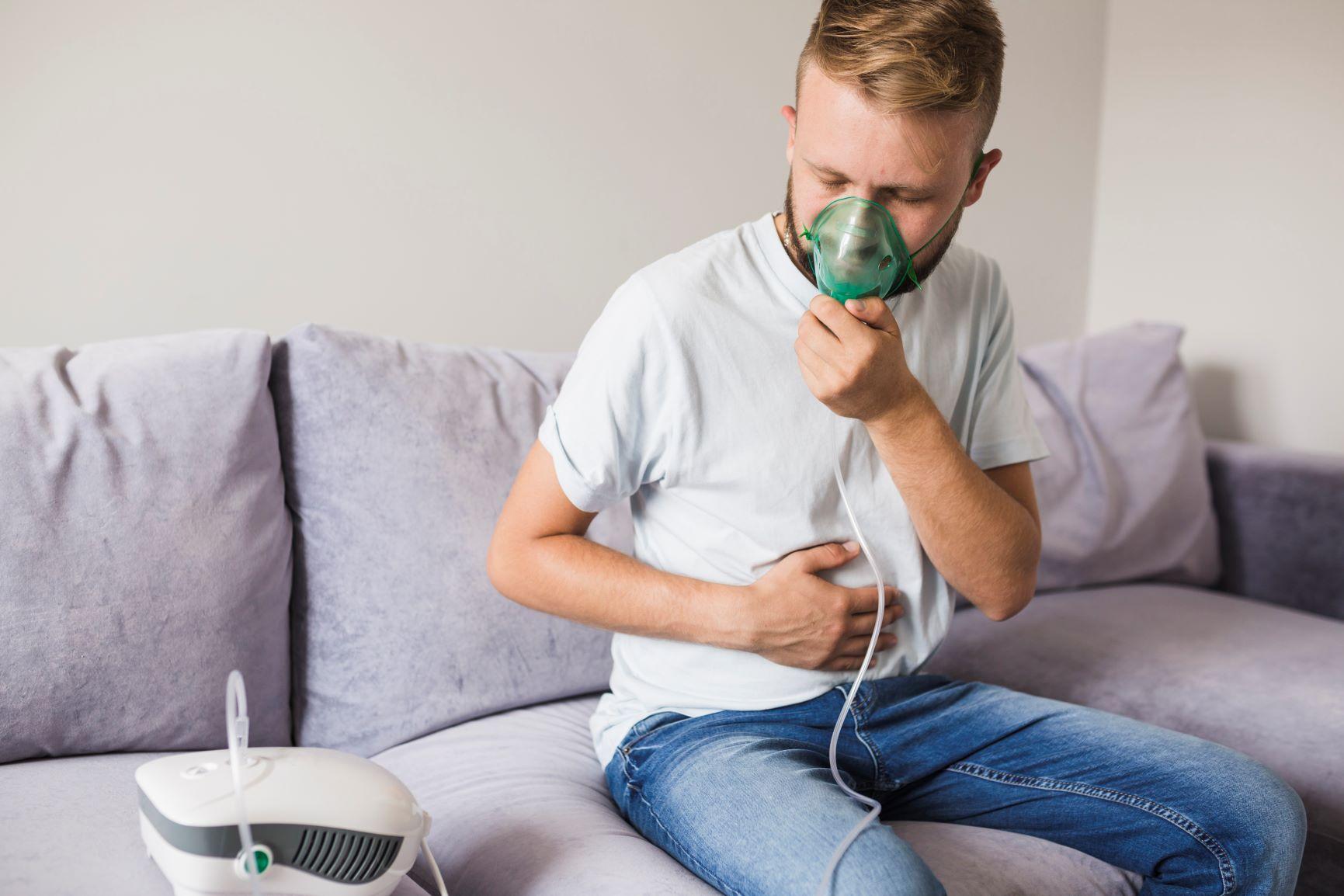 Na inhalace si můžete pořídit i speciální přístroj, je jich nepřeberné množství
