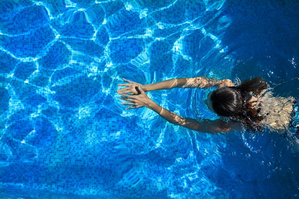 Plavání je sport i relaxace