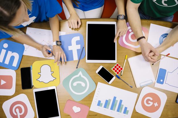 Sociální sítě mají přínos, když jsou užívány obezřetně.