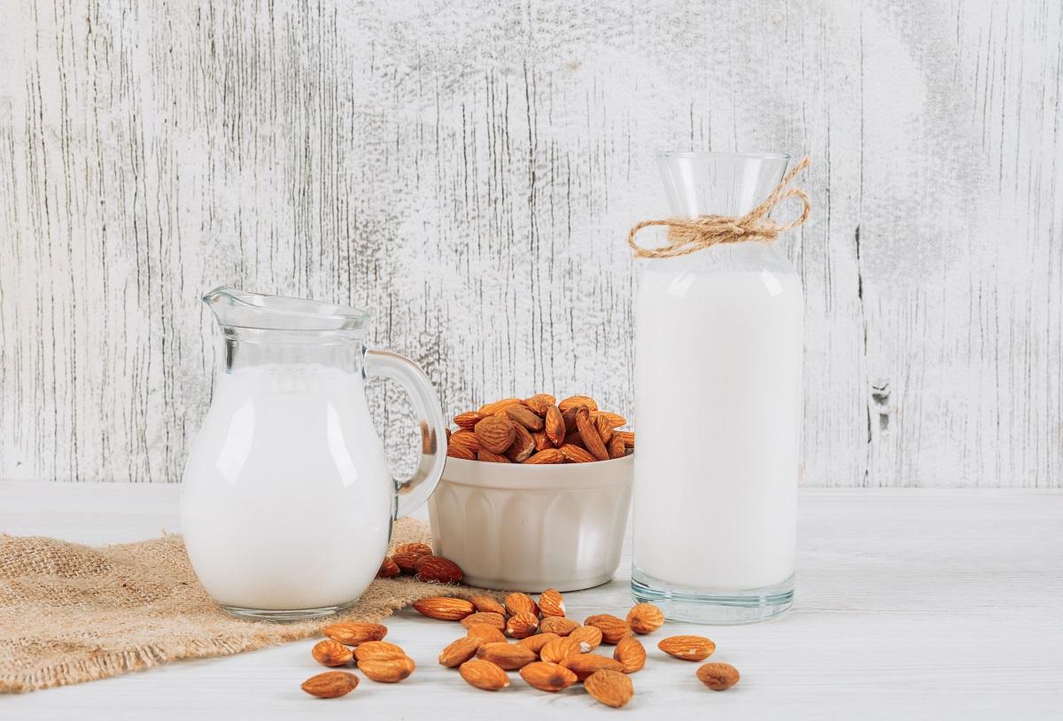 Mandlové mléko je skvělou alternativou