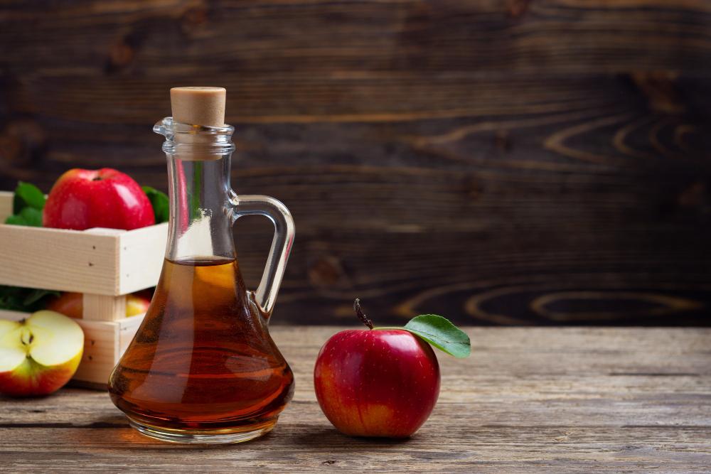 Jablečný ocet je cenným přírodním pomocníkem
