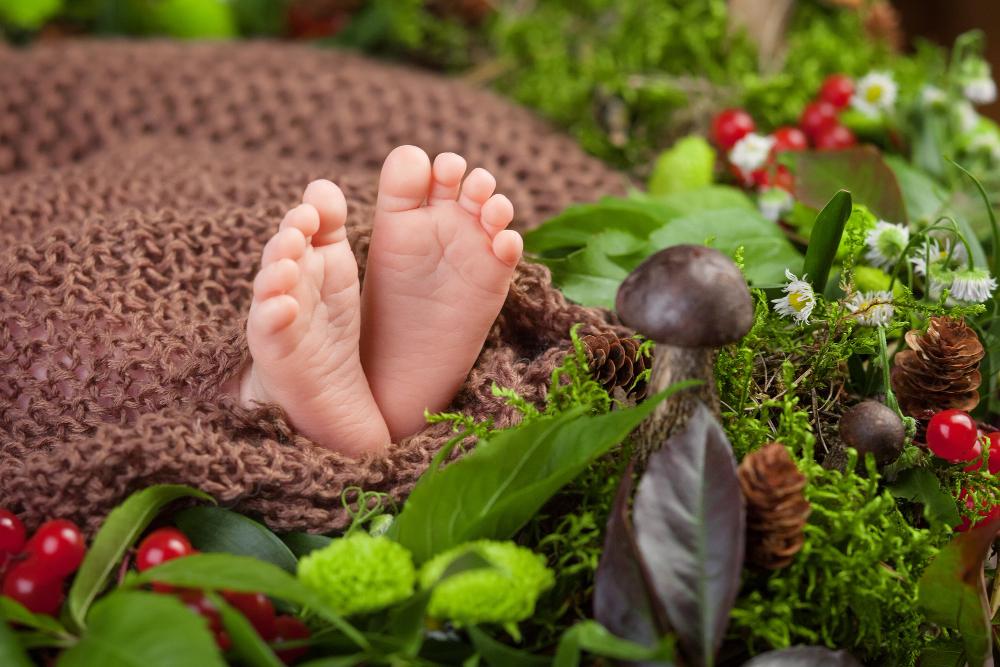 Plíseň na nohou se může objevit v jakémkoliv věku