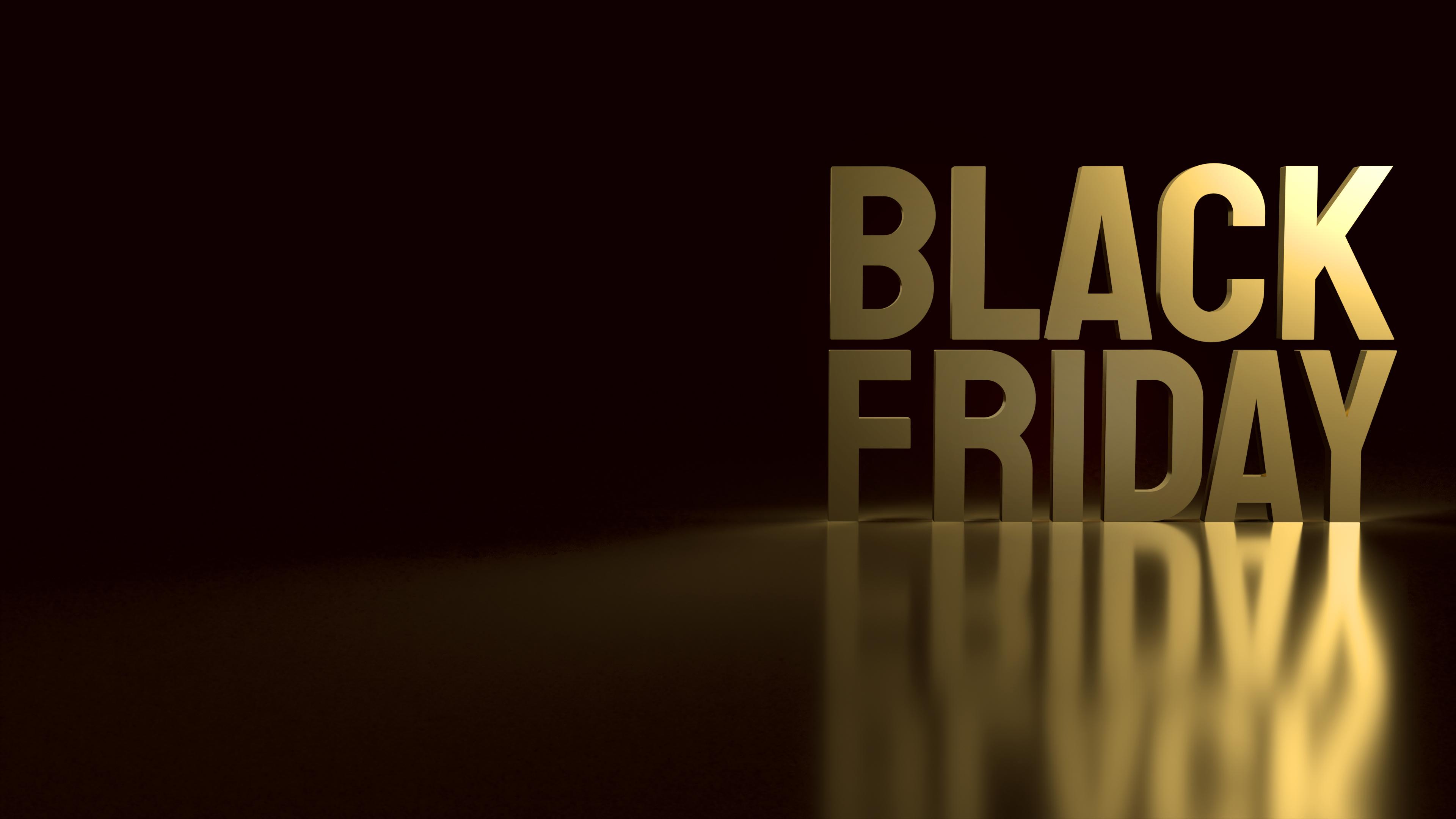 Název Black Friday má dlouhou historii.