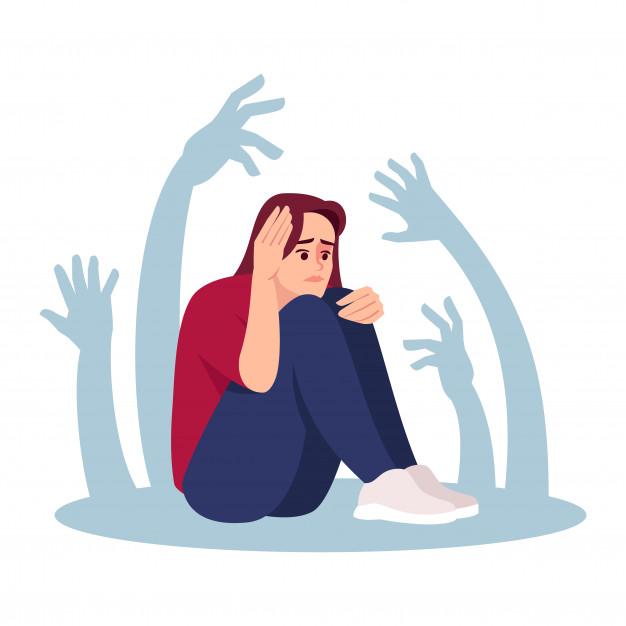 Sociální fobie je v běžném životě velmi omezující.