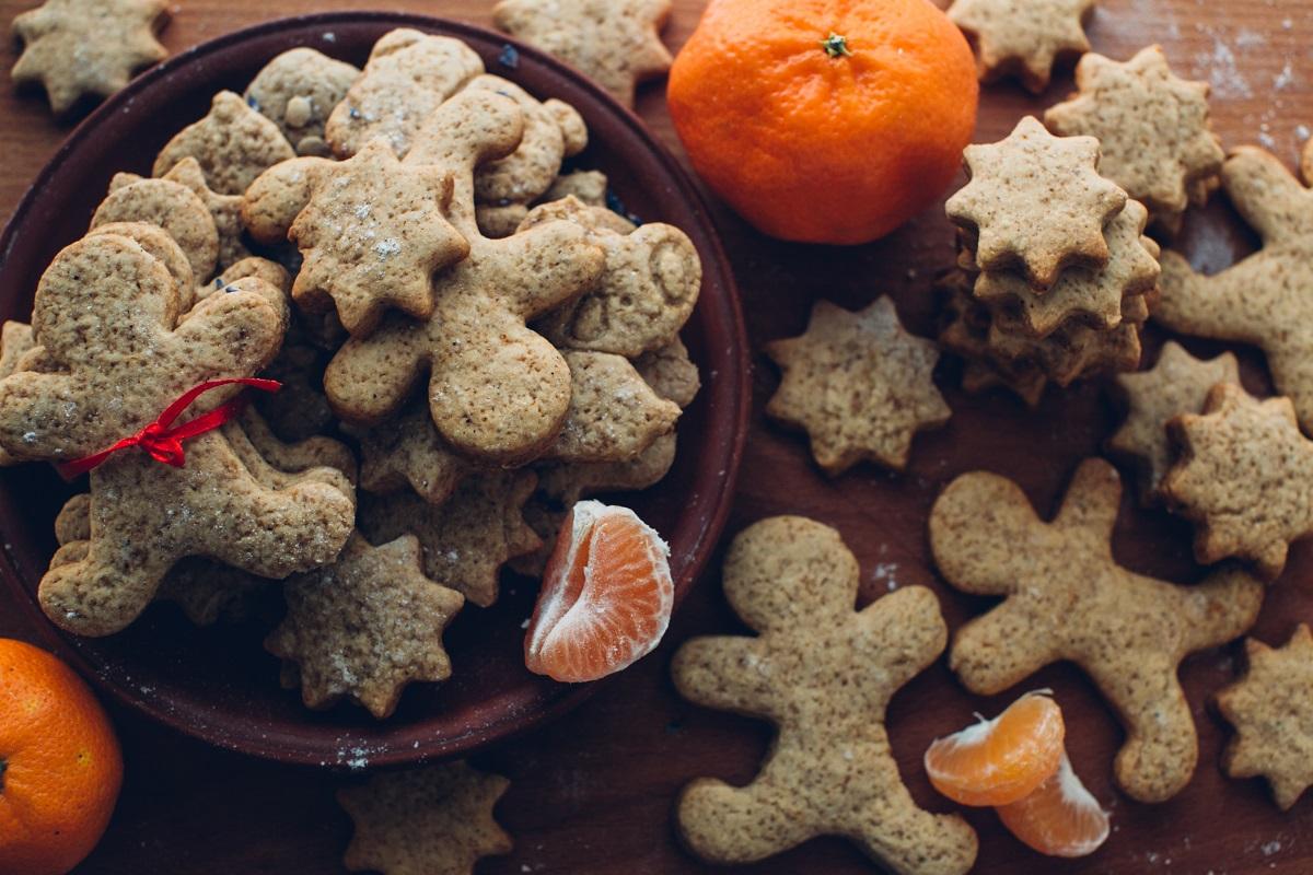 Zdravé vánoční cukroví není věda, vyzkoušejte ho
