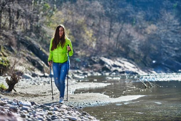 V severské chůzi najdou zcela určitě zalíbení i mladí lidé.