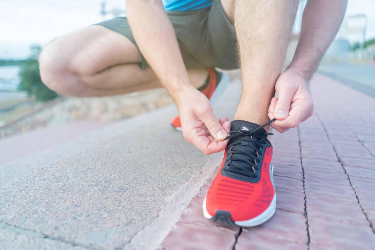 Kvalitní boty na běhání jsou základem úspěchu.