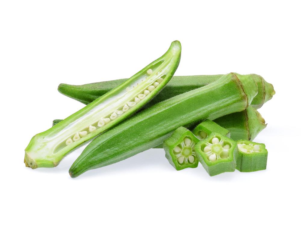 Okra je v mnohých zemích velmi oblíbenou zeleninou