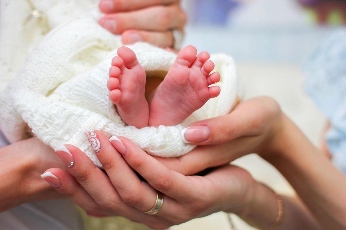 Narození dítěte je nádherným okamžikem